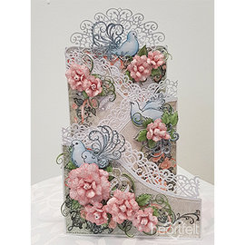 Heartfelt Creations aus USA Limited Edition! Collezione HEARTFELT: Corniolo & Doves