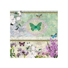 DECOUPAGE AND ACCESSOIRES 4 Designer Decoupage napkins in vintage design
