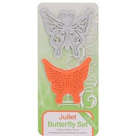 Tonic Stanzshablone og stempel: Butterfly Felicity