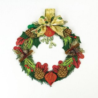 Tonic Skæring dies: Christmas bold