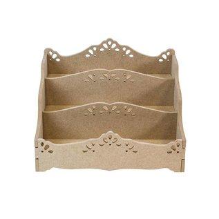 Holz, MDF, Pappe, Objekten zum Dekorieren décoration en bois: Stockage Creative