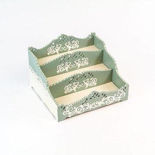 Holz, MDF, Pappe, Objekten zum Dekorieren Dekoration aus Holz: Creative Storage
