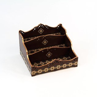 Holz, MDF, Pappe, Objekten zum Dekorieren Wood decoration: Creative Storage