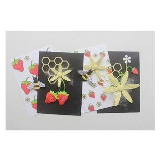 Joy!Crafts / Jeanine´s Art, Hobby Solutions Dies /  Stempling stencil stempel +: Bee