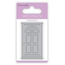 Docrafts / X-Cut Corte morre: janela da porta