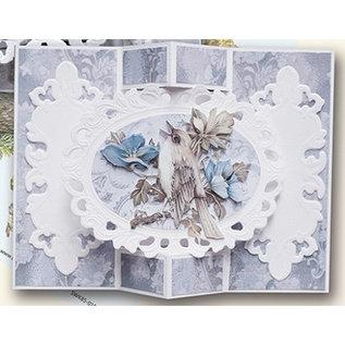 BASTELSETS / CRAFT KITS Carte Complete Set Birds Paradise