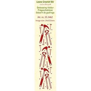 Leane Creatief - Lea'bilities Embossingsfolder: Hulpmiddelen