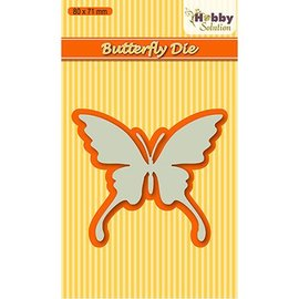 Joy!Crafts / Hobby Solutions Dies Stamping template: butterfly