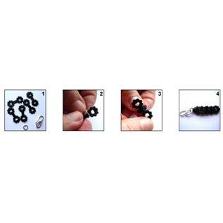 Nellie Snellen Stanzschablone: Bordüre zur Gestaltung von diverse Armbänder