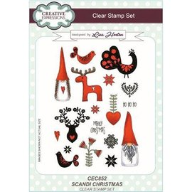 CREATIVE EXPRESSIONS und COUTURE CREATIONS Clear, transparent stamp