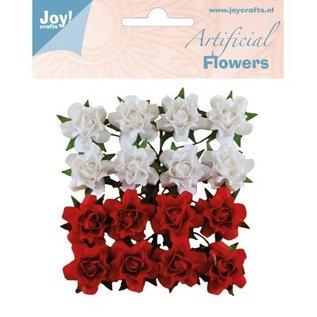 Joy!Crafts / Jeanine´s Art, Hobby Solutions Dies /  16 Kunststoffblüten