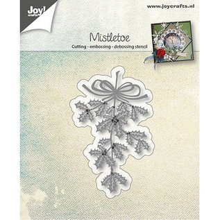 Joy!Crafts / Jeanine´s Art, Hobby Solutions Dies /  Stanzschablone: Stechpalme