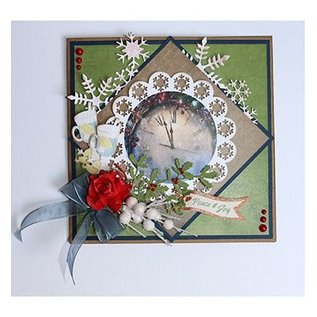 Joy!Crafts / Jeanine´s Art, Hobby Solutions Dies /  modèle poinçonnage: Holly