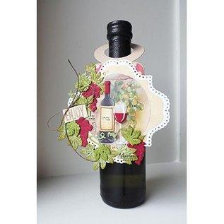 Marianne Design Stanzschablonen: Tiny's vines, Weinreben