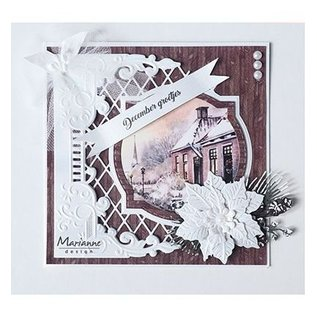 Marianne Design Stamping template: decorative frame