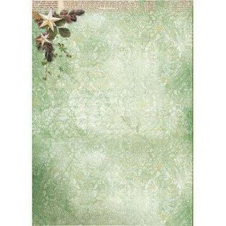 DESIGNER BLÖCKE / DESIGNER PAPER A4 Bogen, Woodland