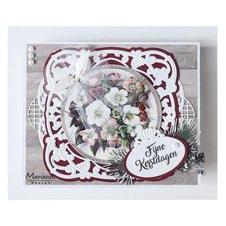 Bilder, 3D Bilder und ausgestanzte Teile usw... A4 ark af billeder: Mattie smukkeste blomster