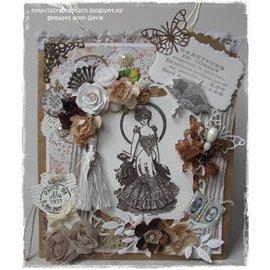 Marianne Design Gennemsigtige frimærker, Victorian Ladies