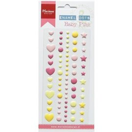 Embellishments / Verzierungen Ornamenti / abbellimenti: 72 perle di adesivi
