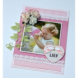 Joy!Crafts / Hobby Solutions Dies Cutting & Embossing: Mini-floral edge