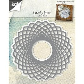 Joy!Crafts / Jeanine´s Art, Hobby Solutions Dies /  Skæring dør: Dejlig ramme - Spiro Cirkel