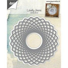 Joy!Crafts / Jeanine´s Art, Hobby Solutions Dies /  Stanzschablonen: Lovely Frame - Spirocirkel