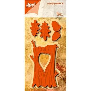 Joy!Crafts / Hobby Solutions Dies Stanzschablonen: Herbst Baum