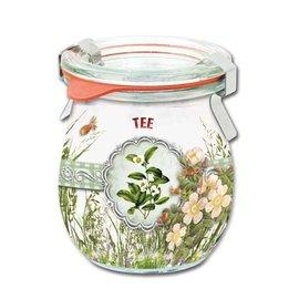 BANDEROLEN, Schrumpffolien Schrumpfbanderolen für Tees, 8,5 cm