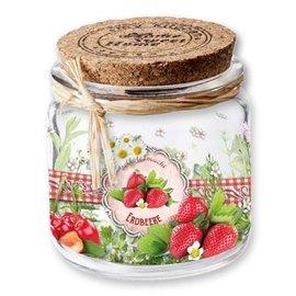 BANDEROLEN, Schrumpffolien Shrinking Straws Jam / Smoothies, 9 cm