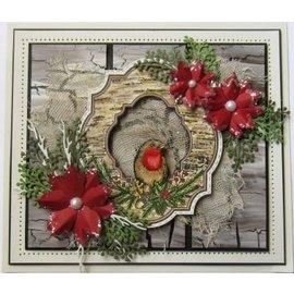 Stempel / Stamp: Transparent Limpar Stamp / Transparente: Christmas Robin