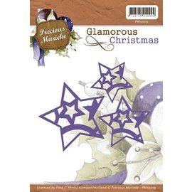 Precious Marieke skære & prægning: stjerner