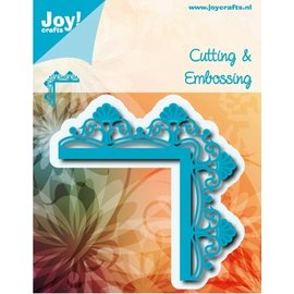 Joy!Crafts / Jeanine´s Art, Hobby Solutions Dies /  Stanzschablonen, Cutting & Embossing: Blumen Ecke