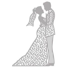 Marianne Design Taglienti e stampe a goffratura: Silhouette delicato