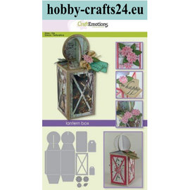 Tonic Stanzschablonen: lantern box Card A5 box