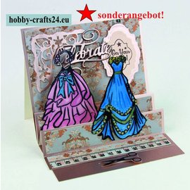 Tonic Rubber Stamps: Debutante Ball - SPECIAL OFFER!
