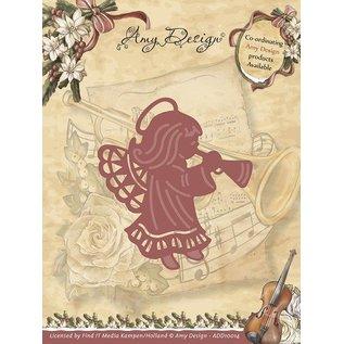 AMY DESIGN Stanzschablone: Engel