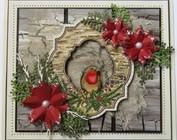 motivos do selo do Natal / Inverno