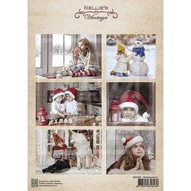 BILDER / PICTURES: Studio Light, Staf Wesenbeek, Willem Haenraets A4 Bilderbogen: Kinder und Weihnachten