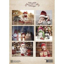 BILDER / PICTURES: Studio Light, Staf Wesenbeek, Willem Haenraets feuille A4 de photos: Les enfants et Noël
