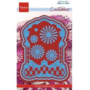 Marianne Design Stanzschablonen: Anja's label