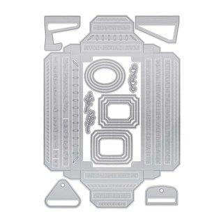 Tonic BASIC at skabe Shadow kasser: skæring dør