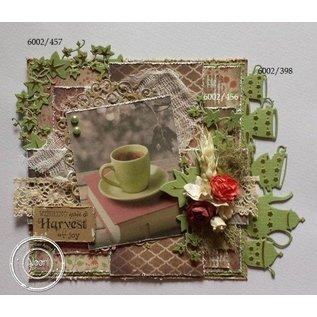 Joy!Crafts / Hobby Solutions Dies Stanzschablone: Blätter Kranz