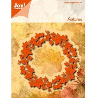 Joy!Crafts / Jeanine´s Art, Hobby Solutions Dies /  modèle de poinçonnage: Feuilles Couronne