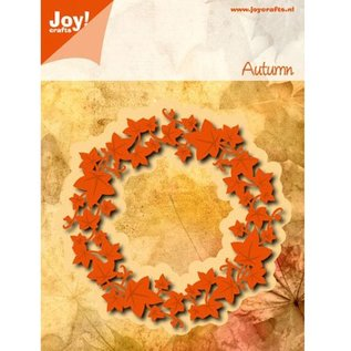 Joy!Crafts / Jeanine´s Art, Hobby Solutions Dies /  Stansning skabelon: Blade Wreath