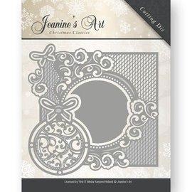 JEANINES ART (NEU) Stan facas: moldura decorativa com bolas