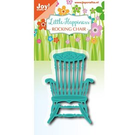 Joy!Crafts / Jeanine´s Art, Hobby Solutions Dies /  Cutting & Embossing: Rocking chair