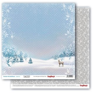 DESIGNER BLÖCKE / DESIGNER PAPER Designersblock, Winter Wonderland
