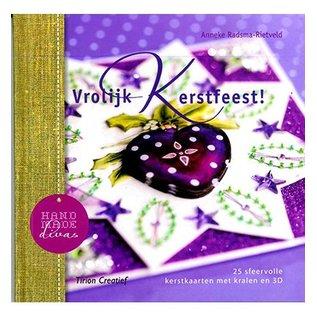 Bücher und CD / Magazines Bog med 25 julekort med perler i 3D