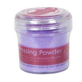FARBE / STEMPELINK Embossing Powder (28g) - Zartlila