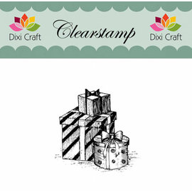 Nellie Snellen Transparant / Clear Stamps: Gifts